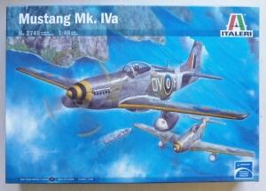 ITALERI 1/48 2745 MUSTANG Mk.IVA