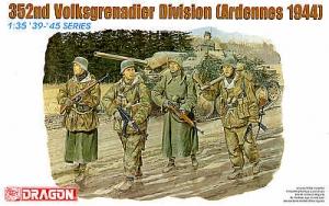 DRAGON 1/35 6115 352nd VOLKSGRENADIER DIVISION ARDENNES 1944