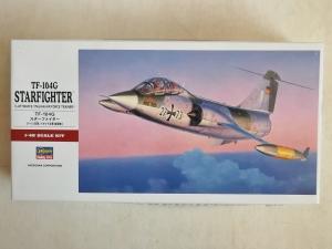 HASEGAWA 1/48 PT40 TF-104G STARFIGHTER