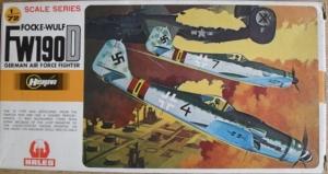 HASEGAWA 1/72 JS-105 FOCKE-WULF Fw 190D