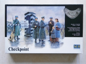 MASTERBOX 1/35 3527 CHECKPOINT