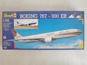 REVELL 1/144 4217 BOEING 767-300 ER GULF AIR / BA