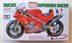 TAMIYA 1/12 14063 DUCATI 888 SUPERBIKE RACER