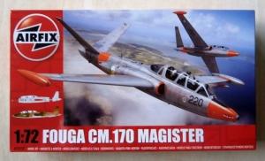AIRFIX 1/72 03050 FOUGA CM.170 MAGISTER