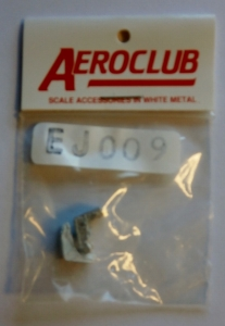 AEROCLUB 1/72 EJ009 STENCIL EJECTION SEATS
