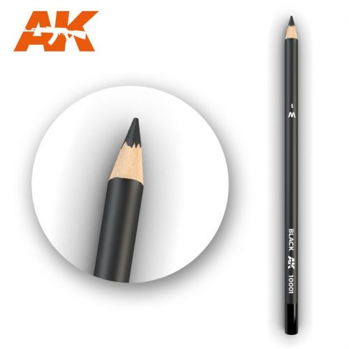 AK INTERACTIVE  10001 BLACK MODELLING PENCIL