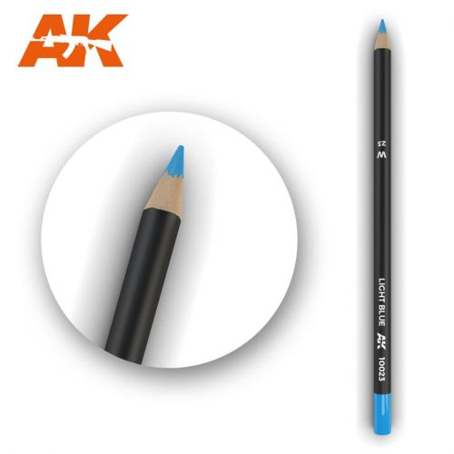 AK INTERACTIVE  10023 LIGHT BLUE MODELLING PENCIL