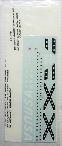 1/144 1706. RUNWAY 30 RW30USA2 - OVERSEAS NATIONAL AIRLINES CSA FLAG 1976 - MCDONNELL DOUGLAS DC-8-20