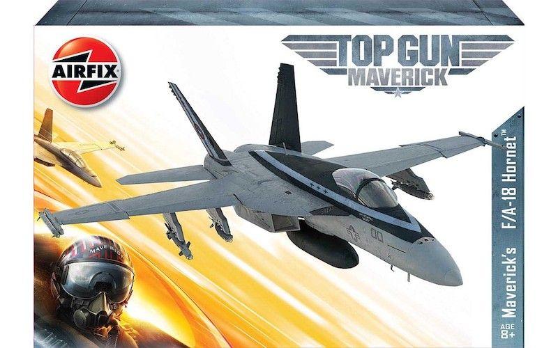 AIRFIX 1/72 00504 TOP GUN MAVERICK F/A-18 HORNET