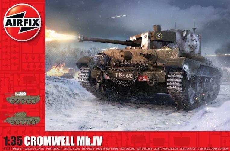 AIRFIX 1/35 1373 CROMWELL MK.IV