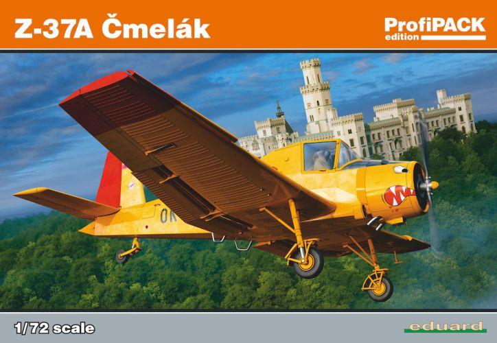 EDUARD 1/72 7097 LET Z-37A CMELAK