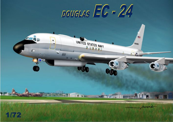 MACH 1/72 GP110 DOUGLAS EC-24 USN