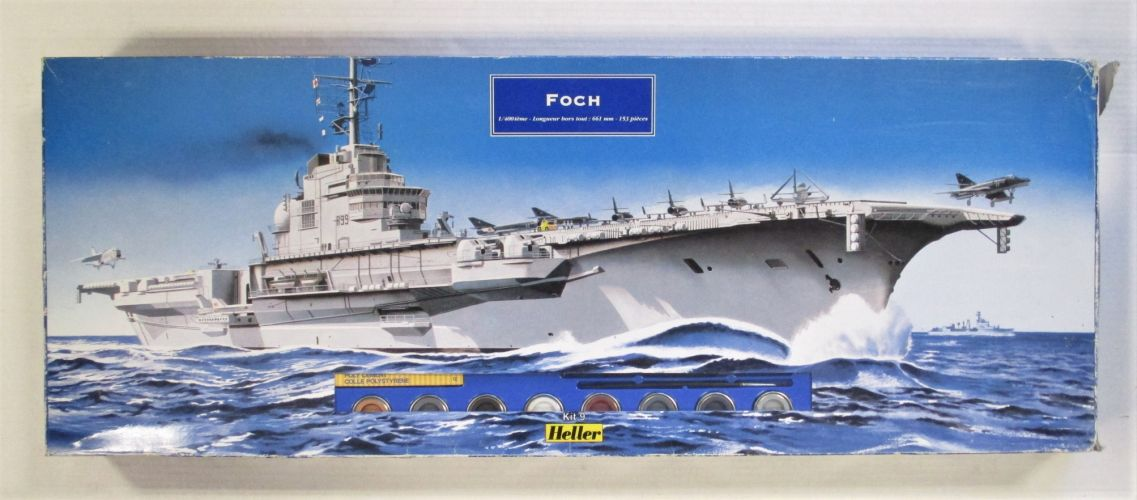 HELLER 1/400 61071 FOCH  UK SALE ONLY