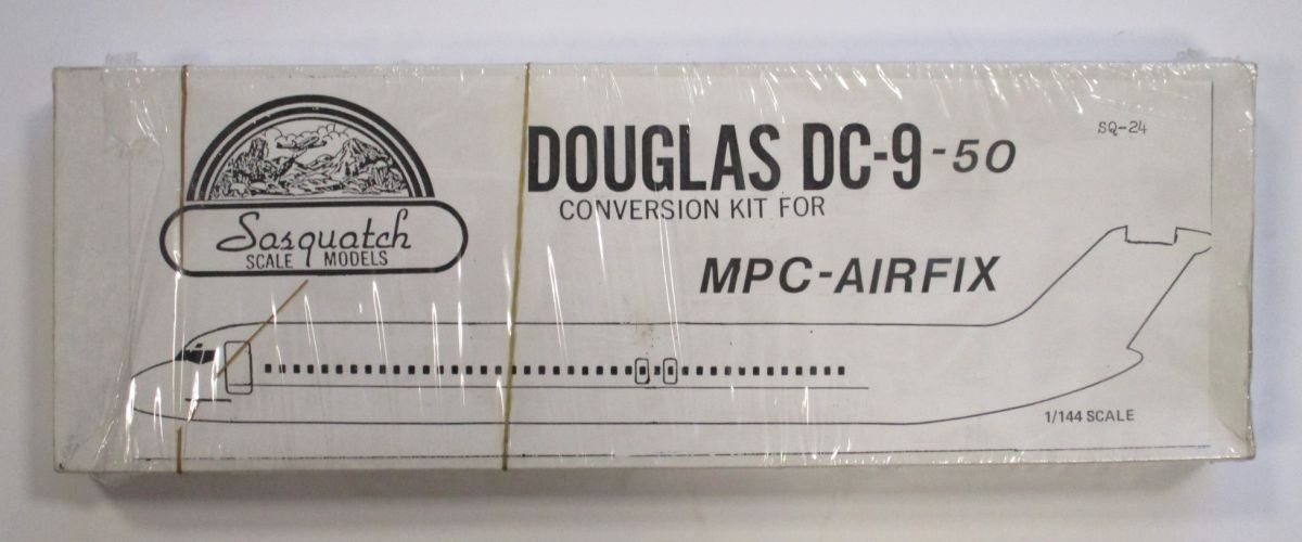 SASQUATCH 1/144 SQ-24 DOUGLAS DC-9-50