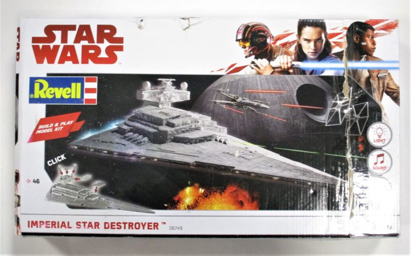 REVELL  06749 IMPERIAL STAR DESTROYER STAR WARS