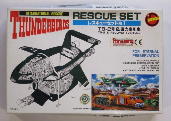 IMAI  B-2080 THUNDERBIRDS RESCUE SET TB-2