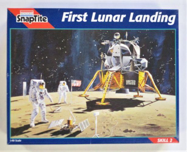 MONOGRAM 1/48 5081 FIRST LUNAR LANDING