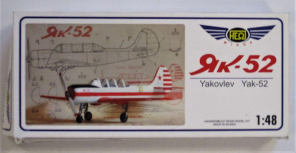 NEOMEGA 1/48 YAKOLEV YAK-52