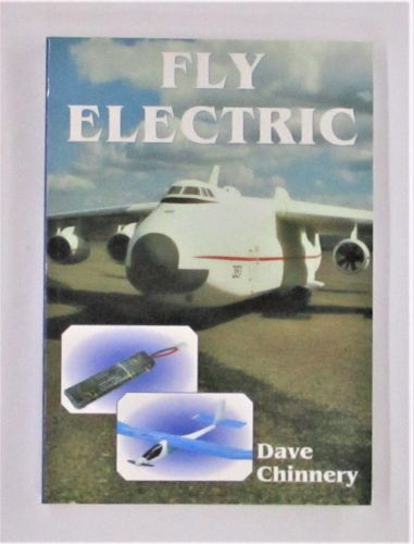 CHEAP BOOKS  ZB3467 FLY ELECTRIC - DAVID CHIMNERY