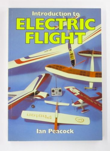 CHEAP BOOKS  ZB3462 INTRODUCTION TO ELECTRIC FLIGHT - IAN PEACOCK