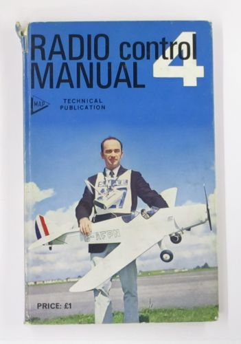 CHEAP BOOKS  ZB3461 RADIO CONTROL MANUAL NO 4