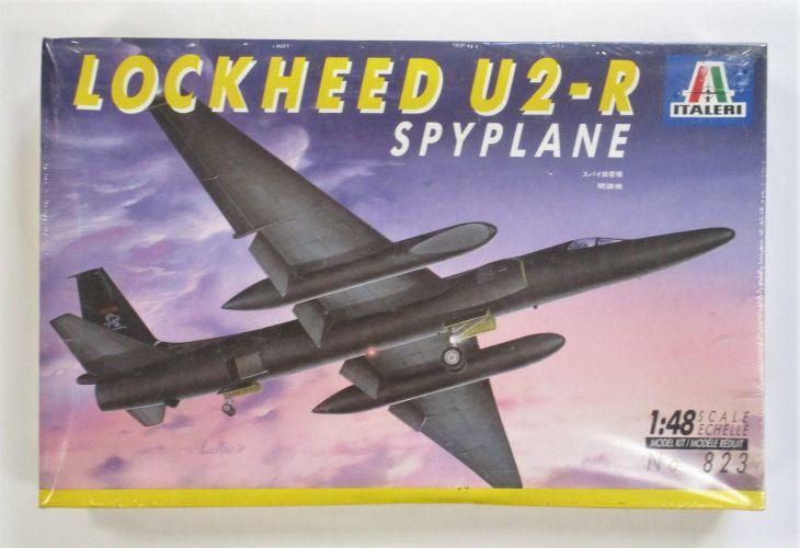 ITALERI 1/48 823 LOCKHEED U-2R SPYPLANE
