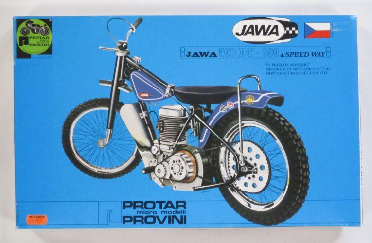 PROTAR 1/9 136 JAWA 500 DT-890 SPEED WAY