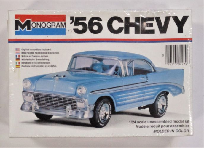MONOGRAM 1/24 2239 56 CHEVY