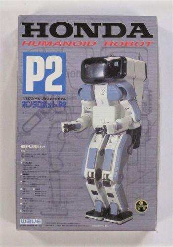 WAVE 1/12 SR-01-1500 HONDA HUMANOID ROBOT P2