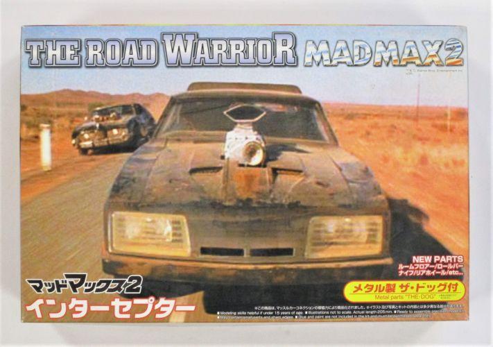 AOSHIMA 1/24 043677 THE ROAD WARRIOR MAD MAX 2