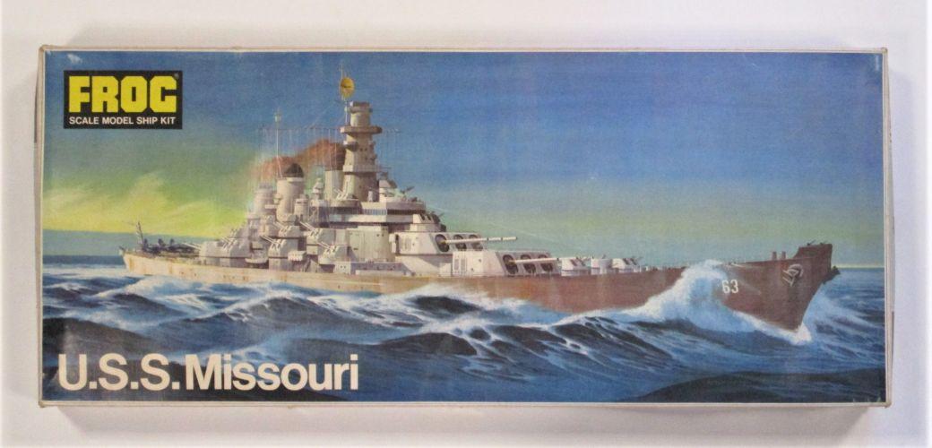 FROG  F132 U.S.S. MISSOURI