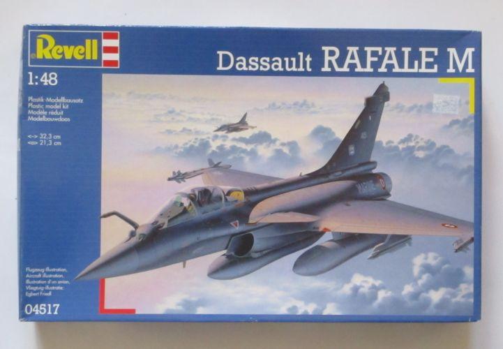 REVELL 1/48 04517 DASSAULT RAFALE M