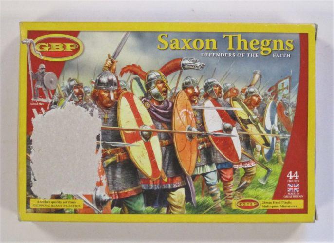 GBP  SAXON THEGNS DEFENDERS OF THE FAITH 28MM