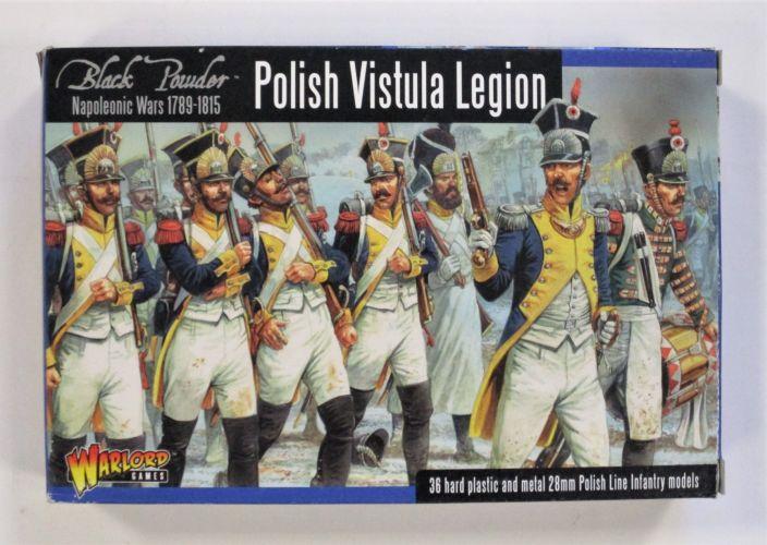WARLORD  POLISH VISTULA LEGION NAPOLEONIC 28MM