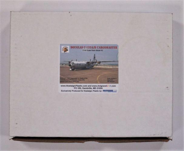 NOSTALGIC PLASTIC 1/144 DOUGLAS C-133A/B CARGOMASTER