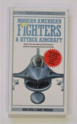 CHEAP BOOKS  ZB3437 modern American fighters   attack aircraft