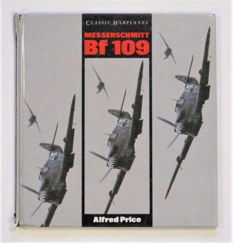 CHEAP BOOKS  ZB3395 MESSERSCHMITT BF109 ALFRED PRICE