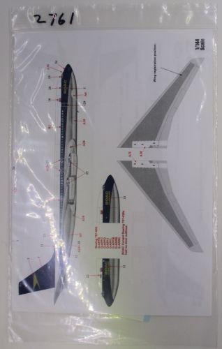 26 MODELS 1/144 2761 44166 BOAC BOEING 707-336B/C   436