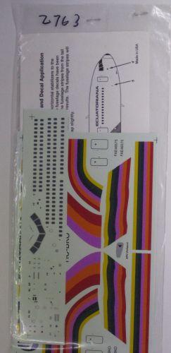 1/144 2763 AG4083 ECUATORIANA DC-10-30 DECAL