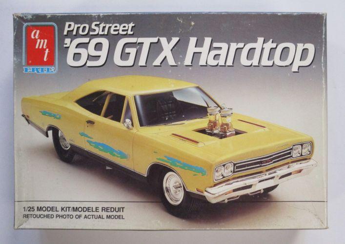 AMT 1/25 6804 PRO STREET 69 GTX HARDTOP