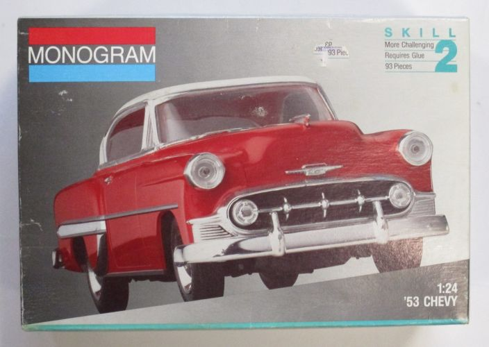 MONOGRAM 1/24 2781 53 CHEVY