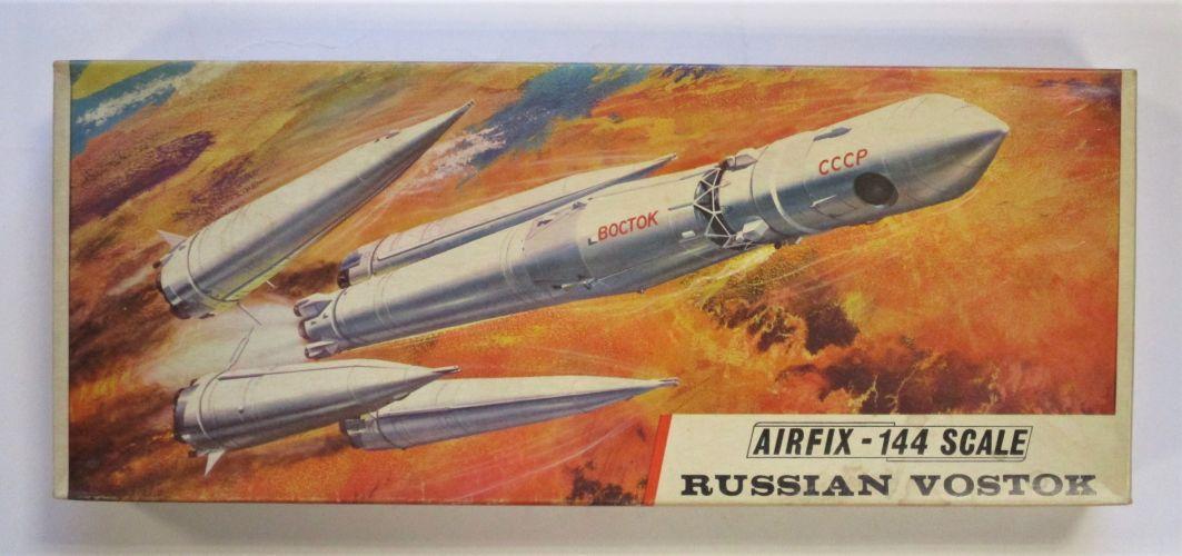 AIRFIX 1/144 SK702 RUSSIAN VOSTOK
