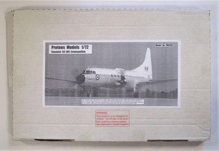 PROTEUS 1/72 PM008 CANADAIR CC-109 COSMOPOLITAN