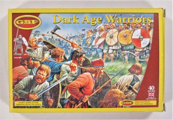 GBP  DARK AGE WARRIORS 28MM