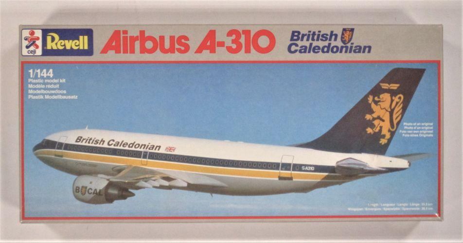 REVELL 1/144 4227 AIRBUS A-310 BRITISH CALEDONIAN