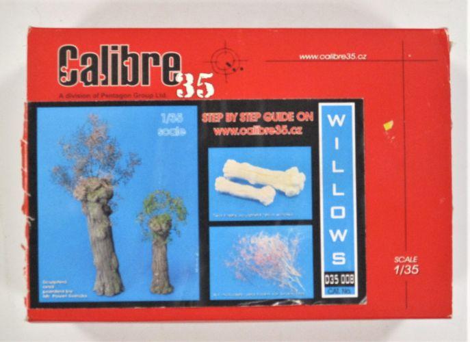CALIBRE 35 1/35 35 008 WILLOWS