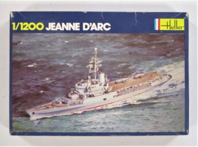 HELLER 1/1200 009 JEANNE D ARC