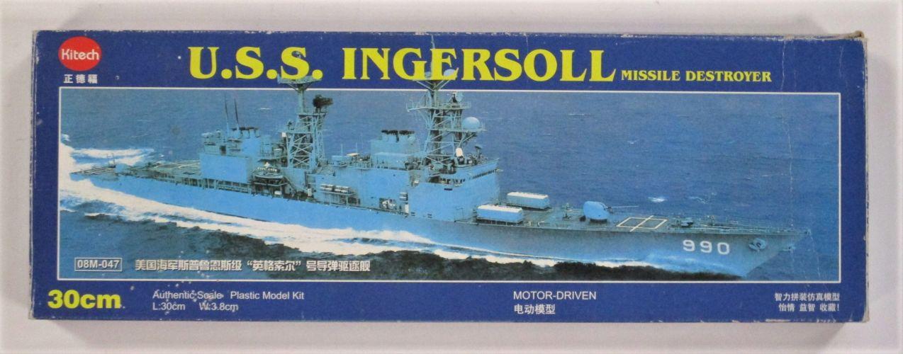 KITECH  U.S.S. INGERSOLL