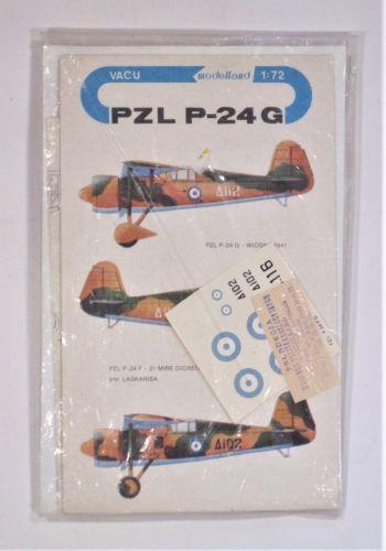 MODELLAND 1/72 PZL P-24 G