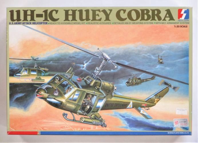 SEMINAR 1/35 10000 UH-1C HUEY COBRA